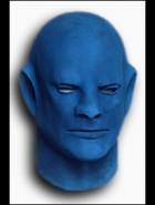 RUBBER MASKER BLUE MAN